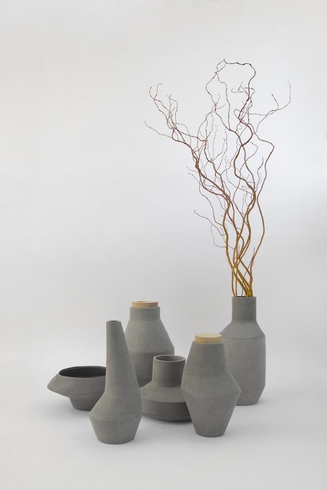 Kami, ett la benn, vase, design, thisispaper, magazine