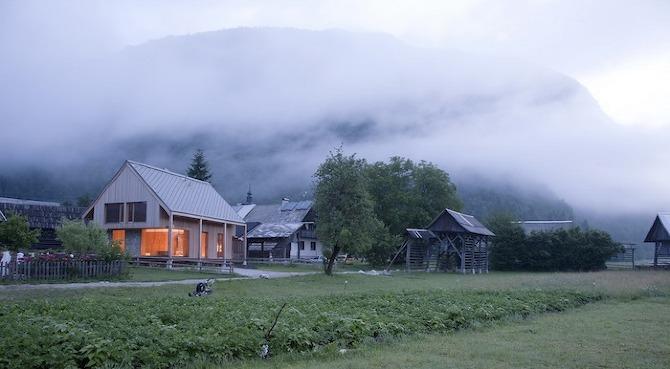 6x11 Alpine hut in Slovene Alps, OFIS Architecture, architecture, interiors, design, thisispaper, magazine