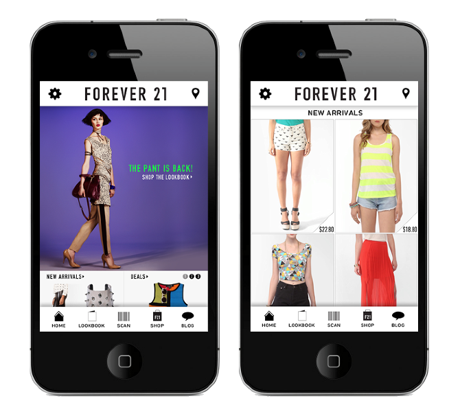 Fashion Beauty Apps: Cat Eyes & Skinny Jeans: There's A {fashion + Beauty} App